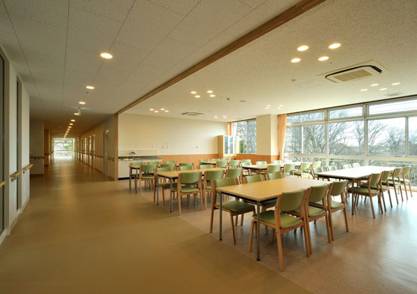 4階 食堂・デイルーム